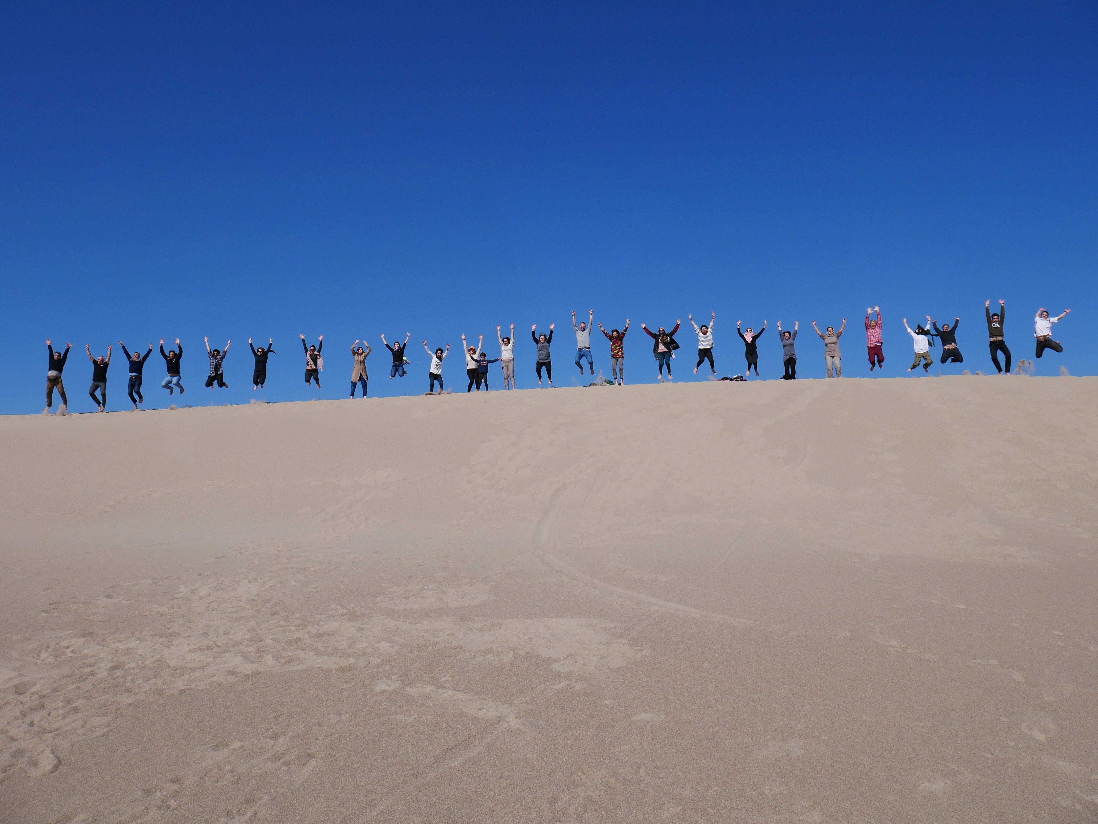 Qatar Desert safari-Dube Bashing-Camel Ride-Inland Sea