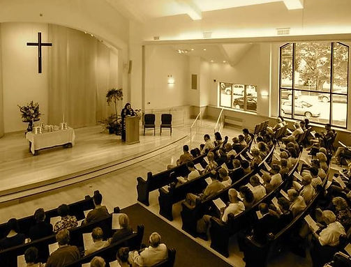 Wolfeboro Congregational Church
