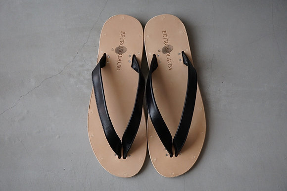 PETROSOLAUM b-sandal (black)
