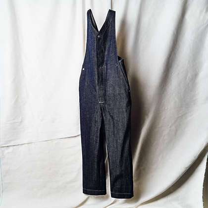 MAATEE&SONS  overalls (indigo)