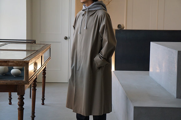 un/unbient  bonus coat (grege)