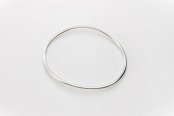 DAN TOMIMATSU Hair Band Bracelet (Silver)