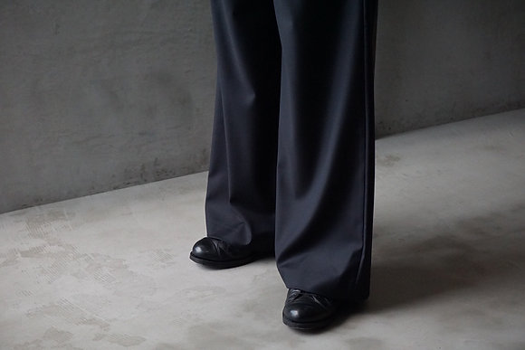 "GABRIELA COLL GARMENTS  ""unum exclusive"" loose fit trousers (black)"