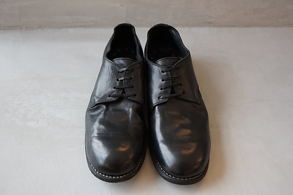 GUIDI derby shoes for men
