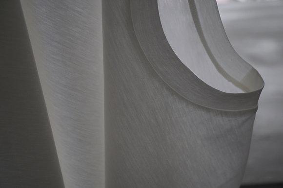 POSTELEGANT  high gauge cotton tee (white)