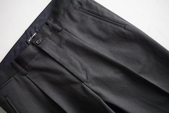 """tilt The authentics """"unum exclusive"""" out tuck slim trousers (black)"""