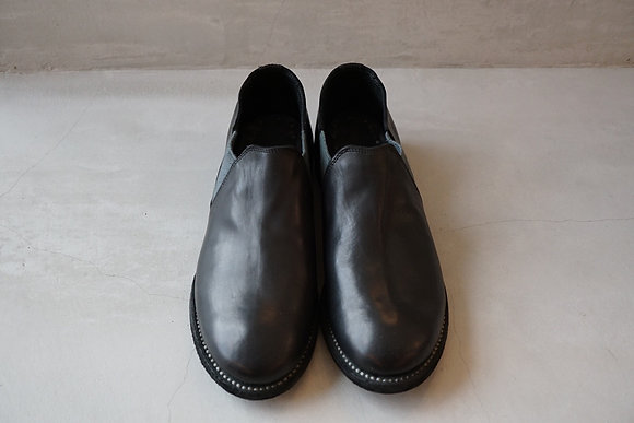 GUIDI one piece slip-on for men