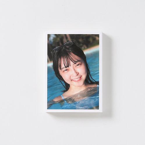極私的写真集『少女礼讃(二十五)空と海と旅の果て』【30部限定】