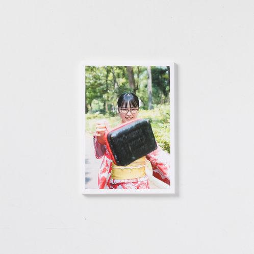 極私的写真集『少女礼讃(二十八)華の装い』【30部限定】