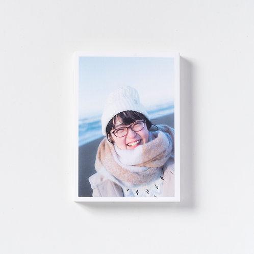 極私的写真集『少女礼讃(十二)純粋に真じる』【30部限定】