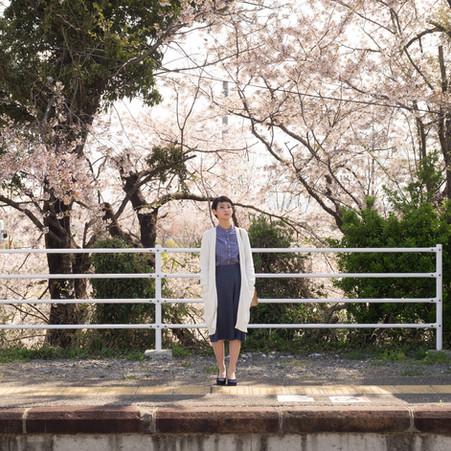 【71】2021.6.19-27 三橋康弘 写真展『駅と彼女。』写真集出版記念展