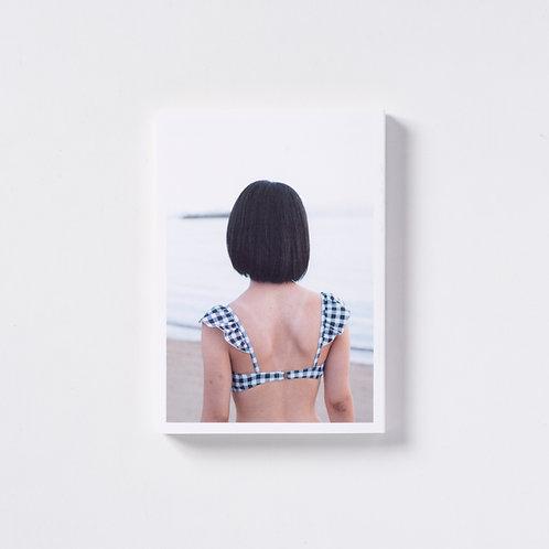 極私的写真集『少女礼讃(六)島旅夏恋』【50部限定】