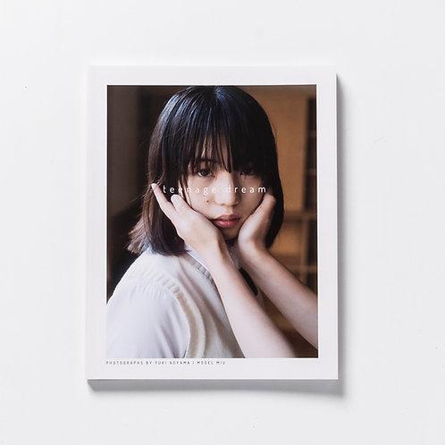青山裕企 71st:写真集『teenage dream』