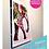 Thumbnail: Cuadro Infantil Super Heroes Nenes Avengers 22x33 Cm