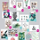 Thumbnail: Cuadros Boho Chic Modernos 33x22 Cm Por Unidad