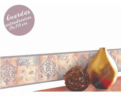 Guardas En Vinilo Decorativos De Cocina Y Baño De 15x145 Cm