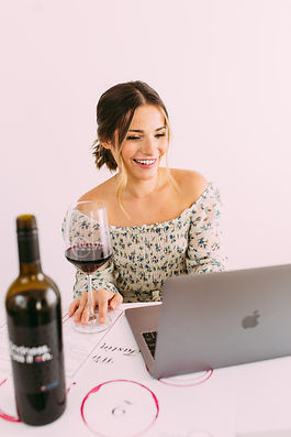 Samantha Sommelier - Brand Photos - Fall