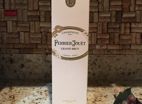 A Grand Brut Indeed: Perrier-Jouet