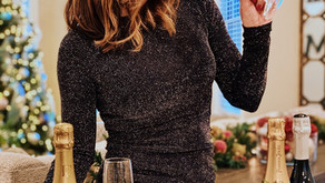 Dress up your bubbly for New Year's Eve
