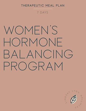 Women's Hormone Balancing Program