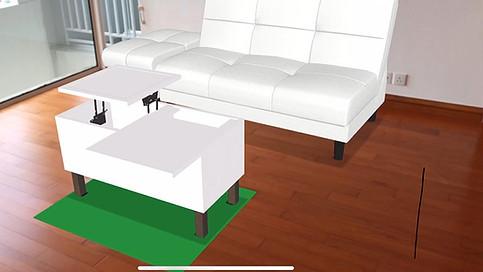 MR Furniture Application
