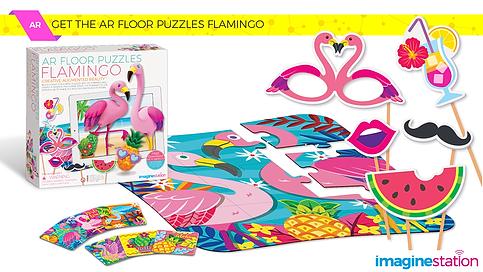 AR Flamingo