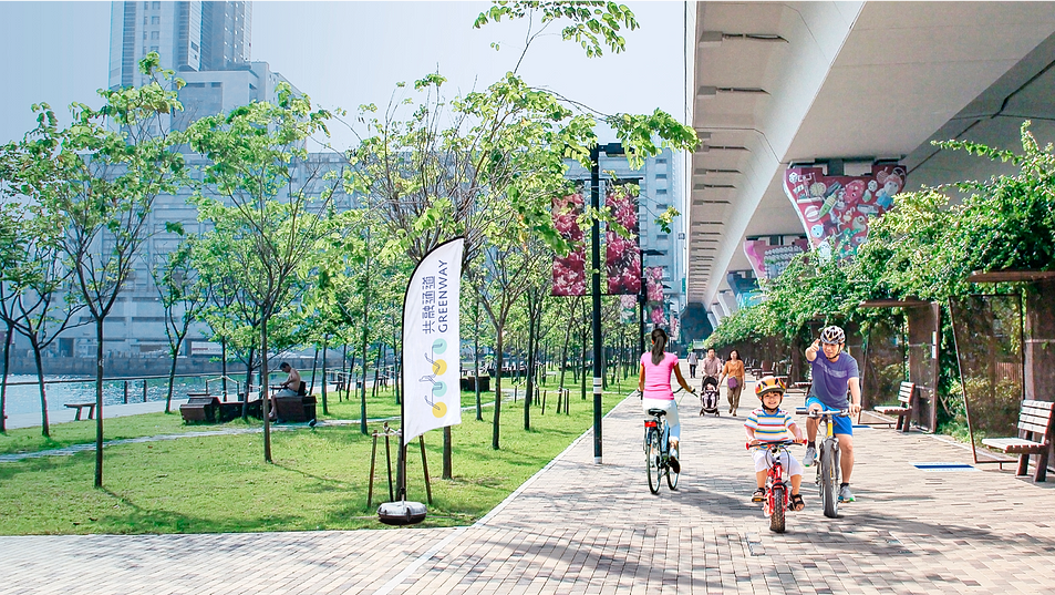 GreenWay - Smart City Initiative
