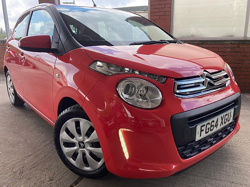2014 Citroen C1 1.0 VTi Feel 5dr (EU5) Hatchback