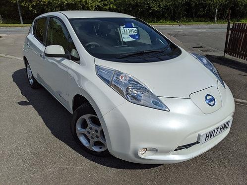 2017 Nissan Leaf (30kWh) Acenta 5dr Hatchback