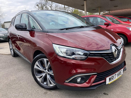 2017 Renault Grand Scenic 1.6 dCi Dynamique S Nav (s/s) 5dr MPV