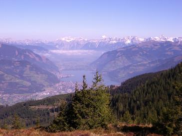 Blick von Wiesbachhorn