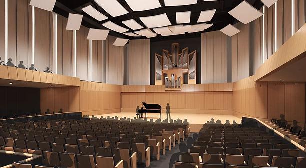 Armerding Concert Hall
