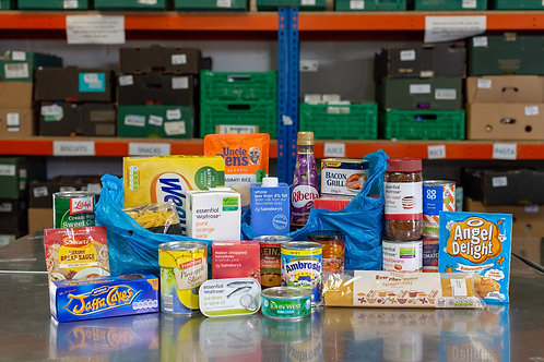 £3 donation to the Foodbank