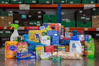 254_Contents of a food parcel - 9802_App