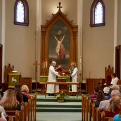 Installment of Pastor Julie Wollman