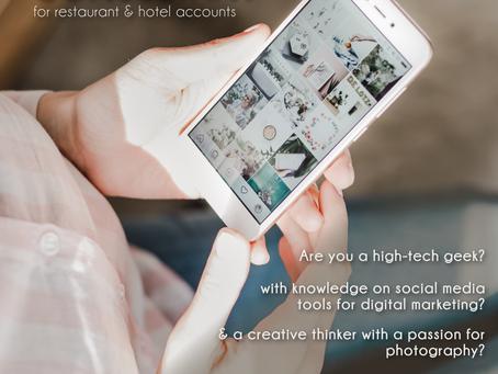 Social Media Consultant - HIRING