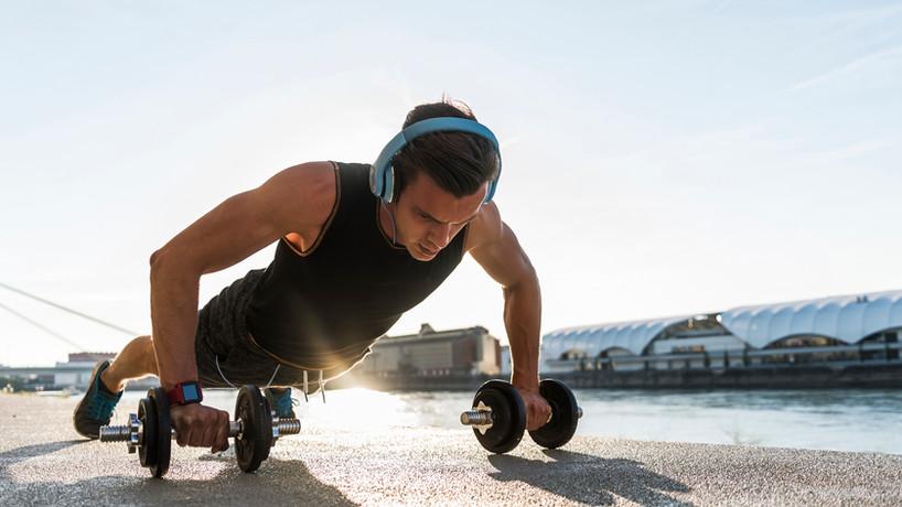 Minimum Exercise Per Day