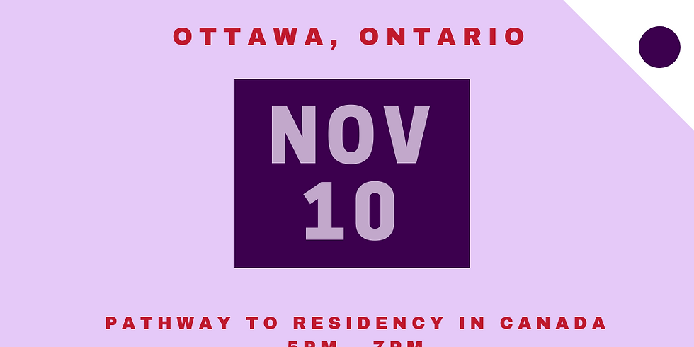 Pathway to Residency in Canada - Current & Former International Students