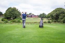 Peter Hammond - Golf Club