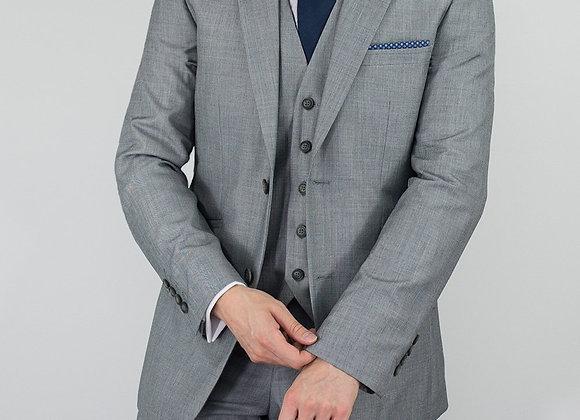 Grey Reegen 3 Piece Suit