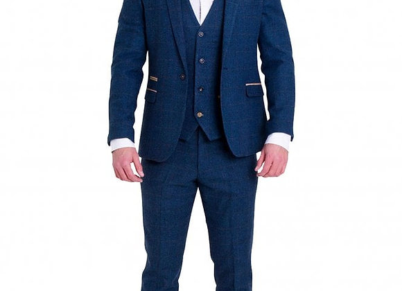 Marc Darcy Dion Tweed suit