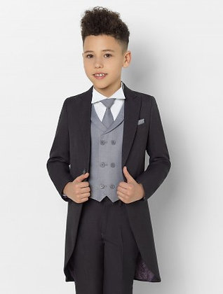 Boys Morning suit in Grey