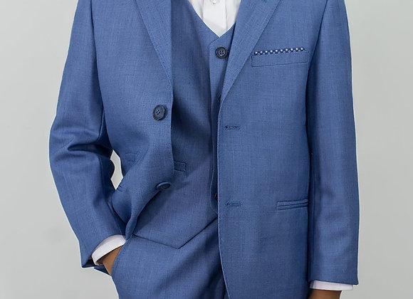 Boys Blue Jay 3 piece suit