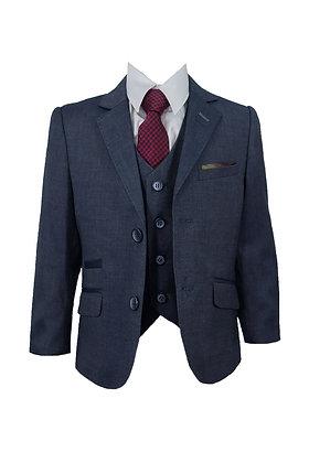 Boys steele 3 piece suit