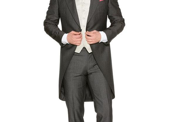 Slate Grey Tailcoat suit