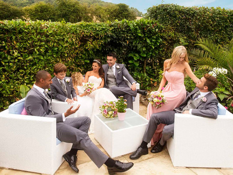 Choosing your Wedding Suits