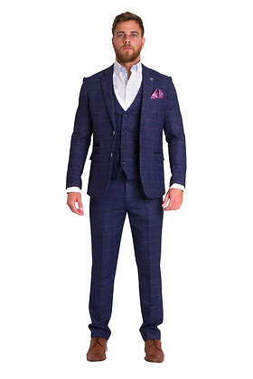 Marc Darcy Harry tweed suit