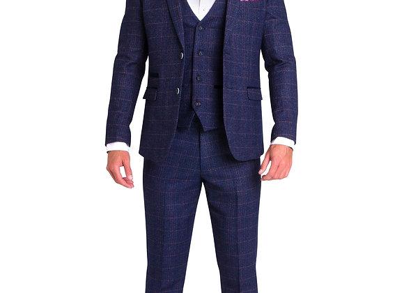 Marc Darcy Harry tweed suit