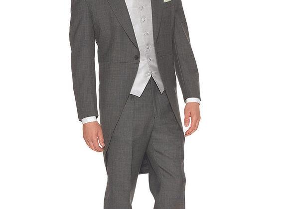 Mid Grey Tailcoat