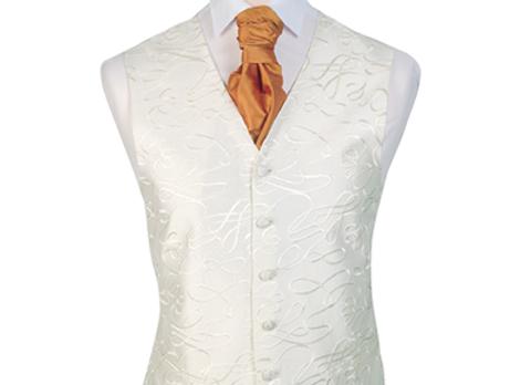 Silk Embroidery Waistcoats